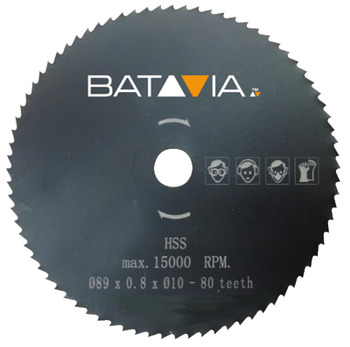 Saw Blade, Ø 89 mm, HSS, for Batavia Mad Maxx Multi Plunge Saw