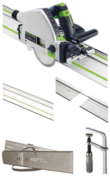 Saw, Circular, TS 55 R, Set, Festool