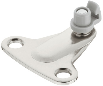 Screw-on Bracket, for Duo 3667 and Duo Forte 3666