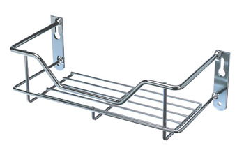 Shelf Basket, One Tier, Linear Wire, Depth 110 mm