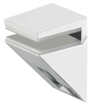 Shelf Support, Wall Fixing, for Glass Shelves, Kalabrone Mini