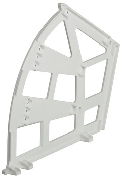 Shoe Rack Fitting, Suitable for 3 Shelves