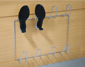 Shoe Rack, for 4 Pairs of Shoes