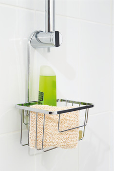 Shower Caddy, Hook Over, Mild Steel
