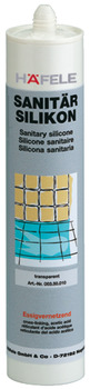 Silicone Sealant, Tube 310 ml, Häfele