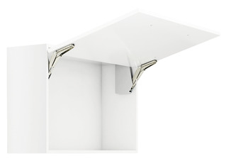 Single Door Flap Fitting, Complete Set, Free Flap 3.15