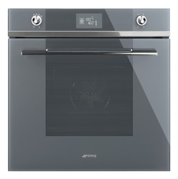 Single Oven, Multifunction, 600 mm, Smeg Linea