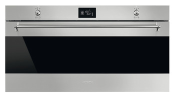 Single Oven, Multifunction, 900 mm, Smeg Classic