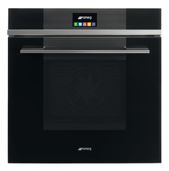 Single Oven, Pyrolytic, Multifunction, Smeg Linea