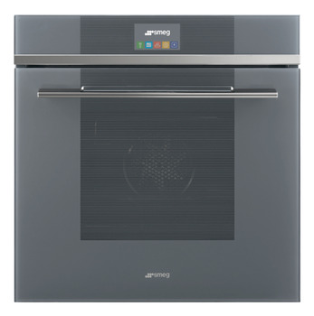 Single Oven, Steam Assisted, Pyrolytic, Multifunction, Smeg Linea