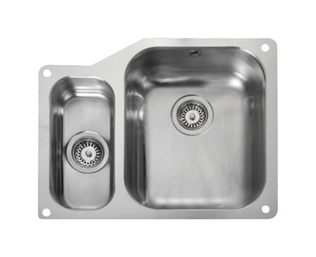 Sink, 1.5 Bowl, Rangemaster Atlantic Classic UB3515
