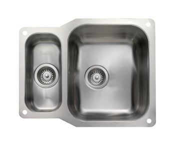 Sink, 1.5 Bowl Sink, Rangemaster Atlantic Classic