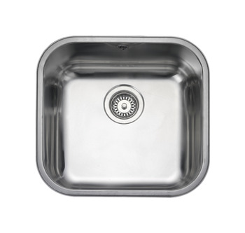 Sink, Single Bowl, Rangemaster Atlantic Classic UB40