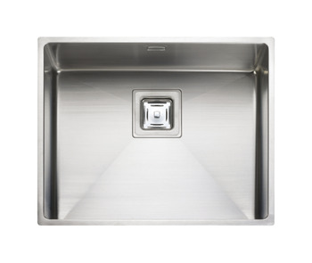 Sink, Single Bowl, Rangemaster Atlantic Kube, KUB50