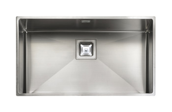 Sink, Single Bowl, Rangemaster Atlantic Kube, KUB70