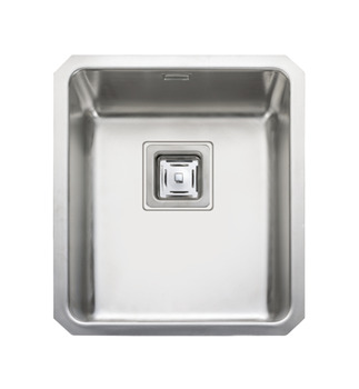 Sink, Single Bowl, Rangemaster Atlantic Quad QUB34