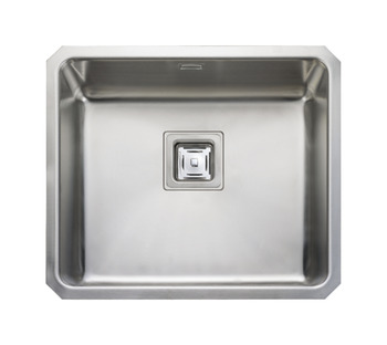 Sink, Single Bowl, Rangemaster Atlantic Quad QUB48