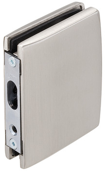 Sliding Door Lock, Metalglas Minima Strike Box