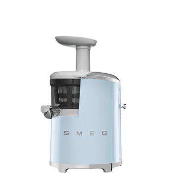 Slow Juicer, with 500 ml Collection Chamber, Smeg 50's Retro Style
