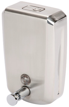 Soap Dispenser, for Wall Mounting