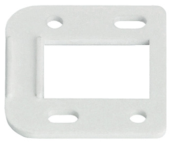 Spacer Plate, for 90° Easy Mount Hinge
