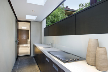 Splashback, Aluminium, Dual Finish, Metallic, Alusplash
