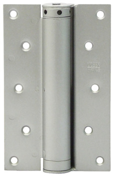 Spring Hinge, Single Action, 150 x 96 mm, Stainless Steel