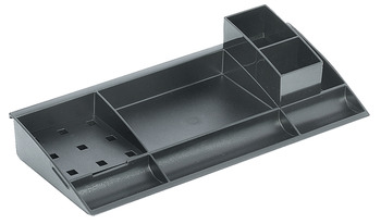 Stationery Tray, A4, Integral Desktop System