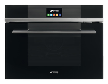Steam Oven, Compact Combination, Smeg Linea