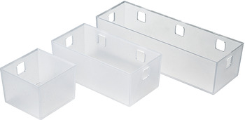 Storage System for Under Sink Drawers, Storage Tray, Ninka Banio
