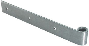 Strap Hinge, Height 40 mm, Stainless Steel
