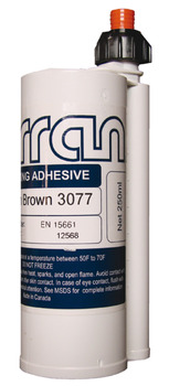 Surface Bonder Adhesive, for Quartz, Natural Stone and Solid Surfaces, 250 ml