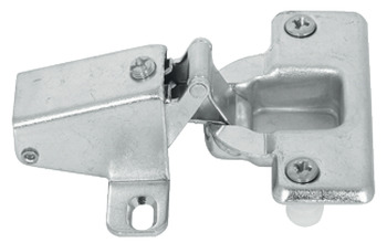 Swing up Hinge, Press Fitting Cup, for Straight Flaps