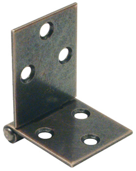 Table Hinge, 78 x 31 mm, for Table Flaps or Cabinet Door Front Flaps