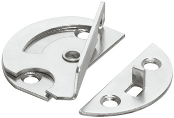 Table Top Connector, for Extending Tables, Steel