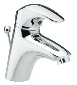 Tap, Mono Basin Mixer, with Pop Up Waste, Space
