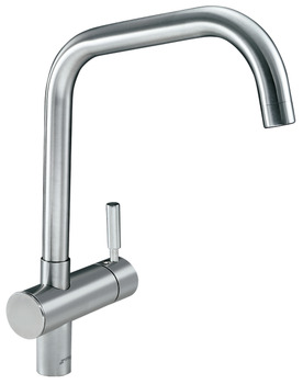 Tap, Single Lever Monobloc Mixer, Smeg Siena