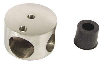 Tee Piece, 316 L Cubicle Fittings, PBA