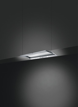 Telescopic Hood, Slide Away, 560 mm, Smeg