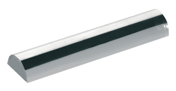 Threshold Seal, Clear Acrylic, Height 10 mm