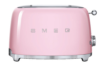 Toaster , Two Slice with Two Large Slots, Smeg 50's Retro Style