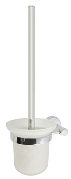 Toilet Brush and Holder, Height 378 mm x Width 170 mm, Verona