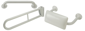 Toilet Fittings Set, for Disabled Persons, Nyma Pro
