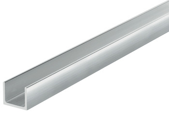 Top Guide Track, for Sliding Cabinet Doors, Slido F-Line15 55A