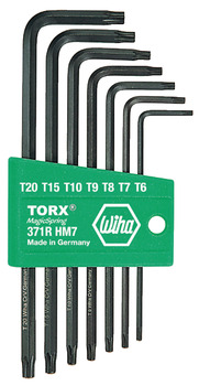 Torx Key Set, with MagicSpring®, TORX®