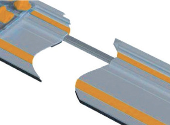 Track Connectors, for Joining Batavia T-Raxx Tracks