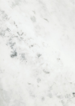 Upstand, Solid Surface, Carrara White, Minerva®