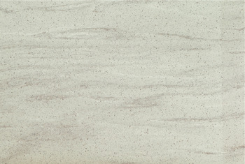 Upstand, Solid Surface, Concrete Haze, Minerva®