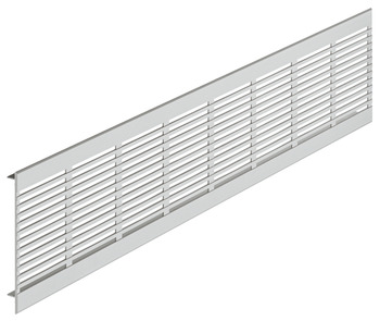 Ventilation Grill, for Press Fitting, with Slots