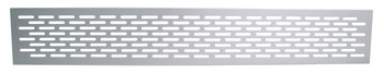 Ventilation Grill, for Recess Mounting, 450 x 70 mm
